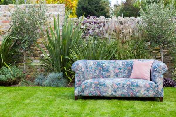 Upholstery Testimonials vintage multicoloured Chesterfield