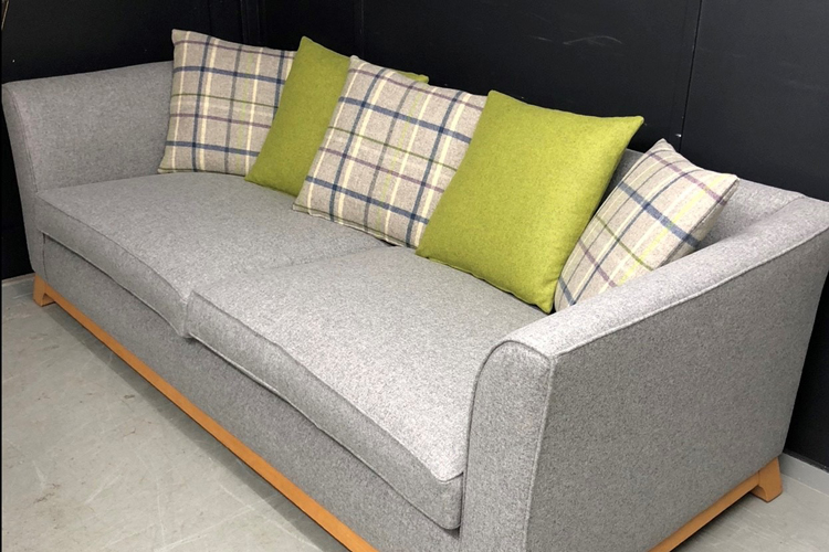 Re-upholstering a treasured piece of furniture: What's your story?