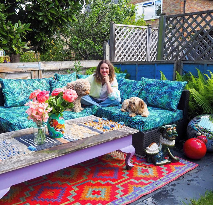 Give your outdoor furniture a summer makeover