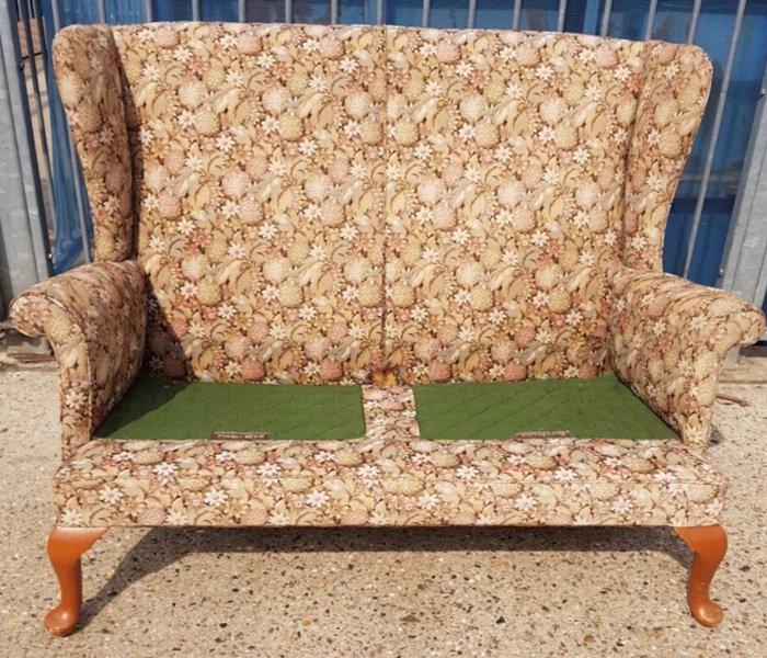 Old Parker Knoll sofa
