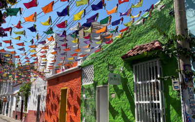 Taking inspiration from travel – My 2020 trip to Colombia