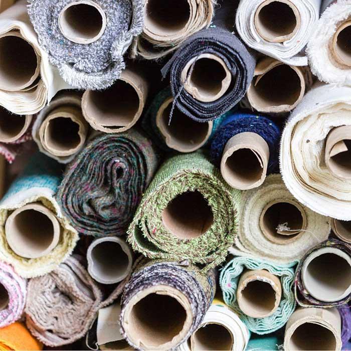 Reupholstery fabrics