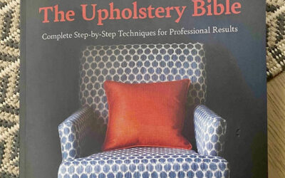 Book Review: The Upholstery Bible